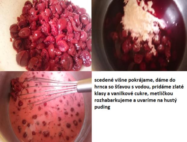 Ovocný krémeš - recept postup 5
