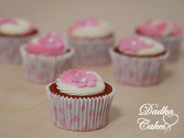 Red Velvet cupcakes - recept