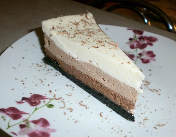 Tvarohový cheesecake - recept