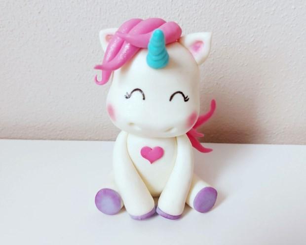 Ponny - foto postup