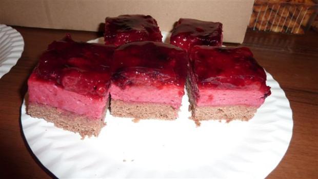 Prudko-ovocný koláč - recept