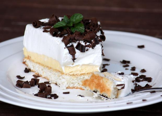 Rafaelo torta bez múky - recept postup 1