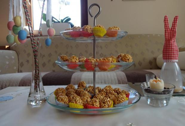 Karamelovo-burizónové ježe - recept