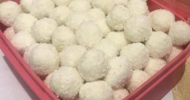 Salkové rafaello - recept