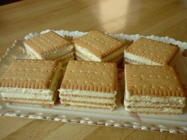 Keksíky s vanilkovou príchuťou - recept