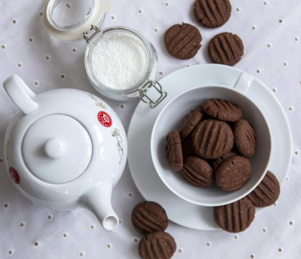 KOKO-ČOKO sušenky - recept