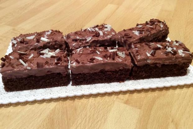 Rýchly čokoládový koláčik