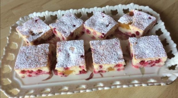 Rýchly ovocný koláčik - recept