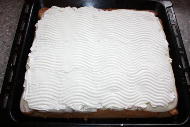 Ríbezľovo tvarohový koláč - recept postup 7