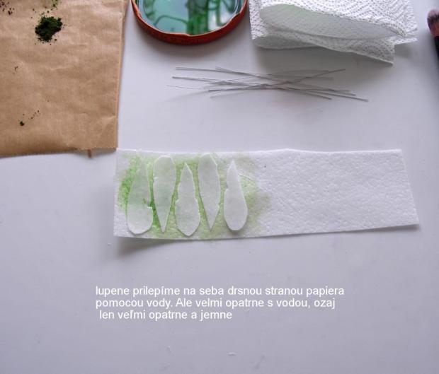 Ruža z jedlého papiera 2 19