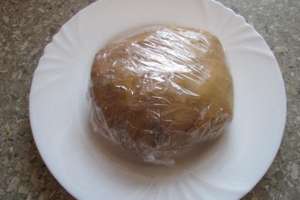 Torta v tvare srdca - recept postup 2