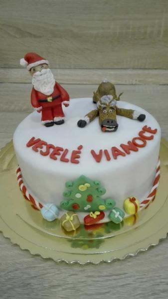 Vianocna torta 1