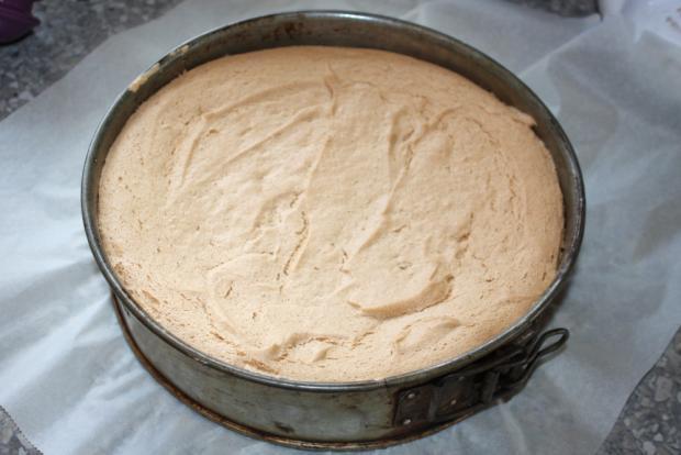 Tiramisu torta - recept postup 3