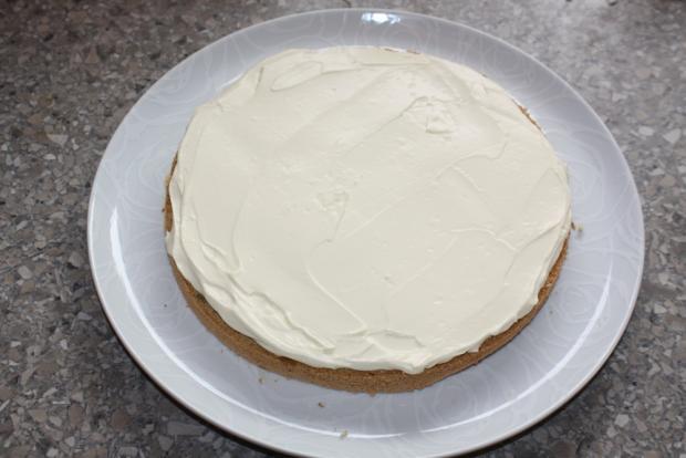 Tiramisu torta - recept postup 6