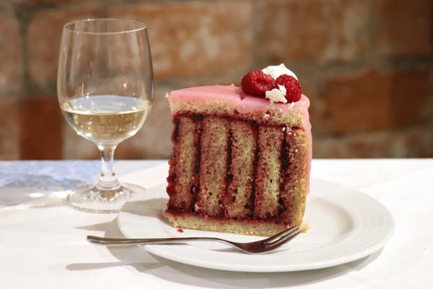 Točená punčová torta - recept