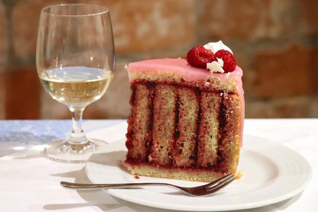 Točená punčová torta - recept postup 10