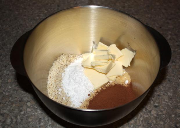 Kakaové úliky - recept postup 2