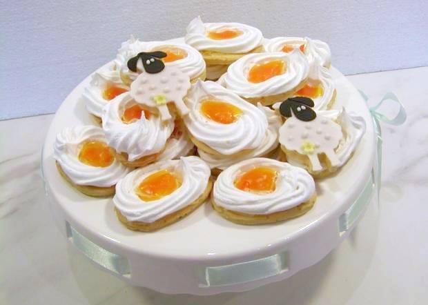 Veľkonočné vajíčka, recept na pečivo