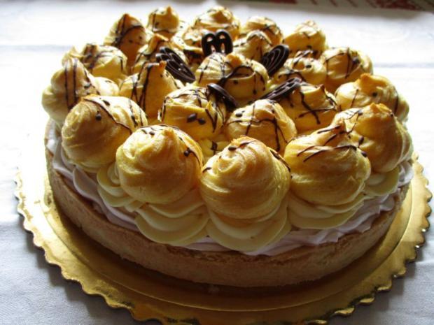 Veterníková torta - recept