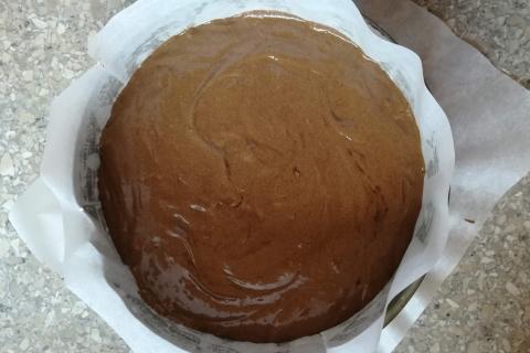 Schwarzwaldská višňová torta - recept postup 2