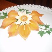 Torta oranžové kaly