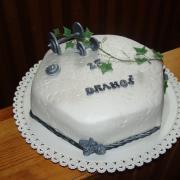 Torta činky