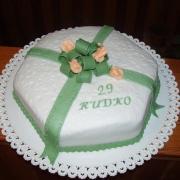 Torta narodeniny 29