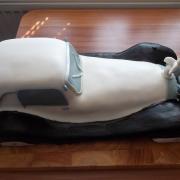 Torta Rolls Royce pre tatina na 60-tku:-)
