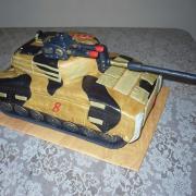 Torta tank