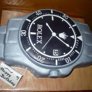 Torta pánske hodinky Rolex