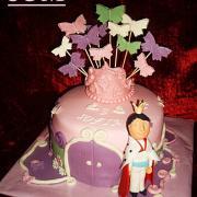 Torta s princom pre princeznú