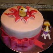 Torta Tortička s morskými prasiatkami