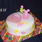 Torta balóniková ...
