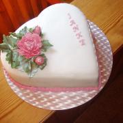 Torta narodeniny Janke