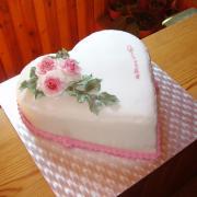 Torta narodeniny Gitke