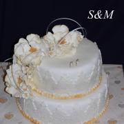 Torta svadobná ...
