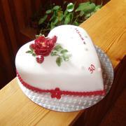 Torta narodeniny 30