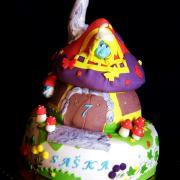 Torta šmolkovská