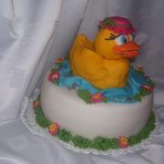 Torta kačička pre Lilien