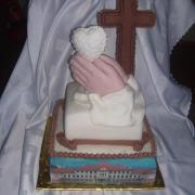 Torta Pre Evanjelickú základnú školu v L.Mikuláši