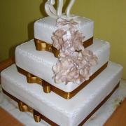 Torta Svadovná 3