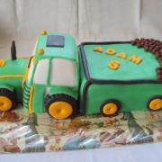 Torta traktor John-Deer