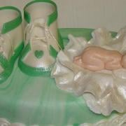 Torta Pre Richardka ku krstu- detail