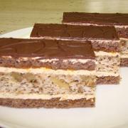 Torta Katarínske rezy