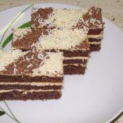 Torta Karmelia rezy