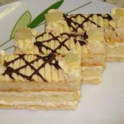 Torta Ananasové rezy