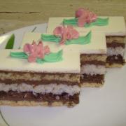 Torta Jamajka  rezy