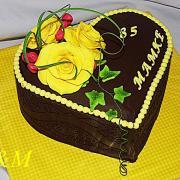 Torta čokoládová ...