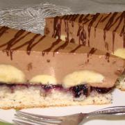 Torta Banánová pochutka