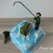 Torta rybar